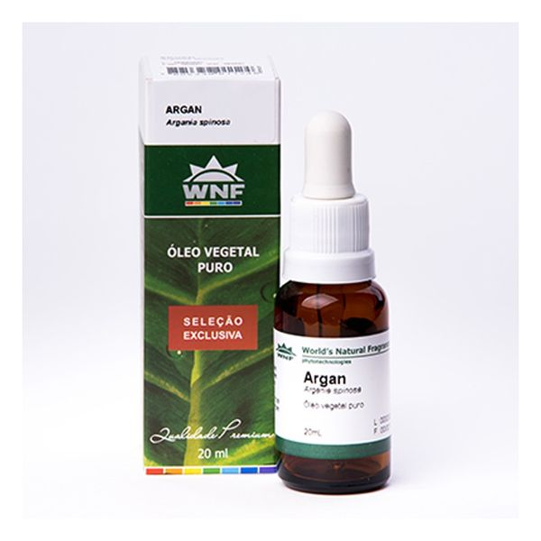 Óleo Vegetal de Argan  WNF 20 ml